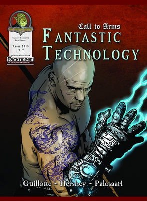 Call to Arms: Fantastic Technology