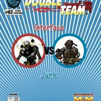 Double Team: Interface VS Junk