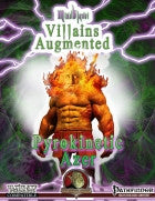 MindBlast! - Villains Augmented: Pyrokinetic Azer