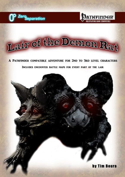 Lair of the Demon Rat