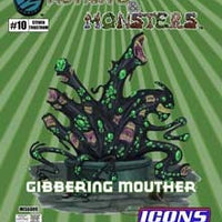 The Manual of Mutants & Monsters: Gibbering Mouther for ICONS