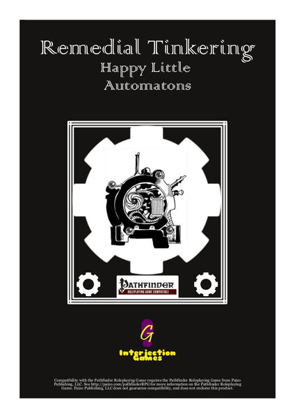 Remedial Tinkering: Happy Little Automatons