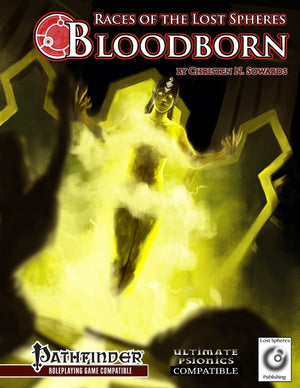 Races of the Lost Spheres - Bloodborn