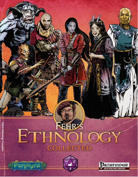 Fehr's Ethnology Collected