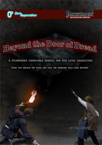 Beyond the Door of Dread