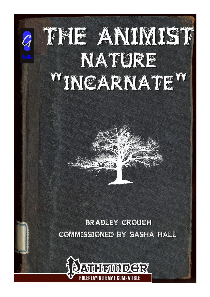 "The Animist: Nature ""Incarnate"""