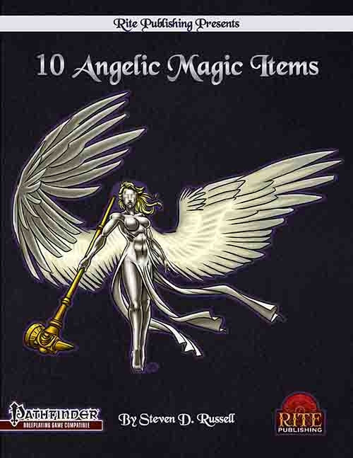 10 Angelic Magic Items (PFRPG)
