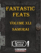 Fantastic Feats Volume 41 - Samurai