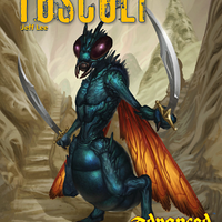 Advanced Races: Tosculi Waspfolk