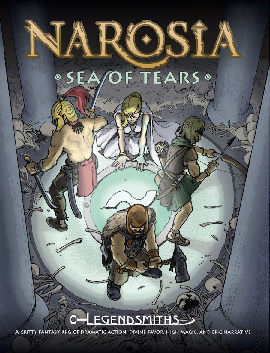 Narosia: Sea of Tears Fantasy RPG