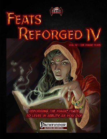 Feats Reforged IV: The Magic Feats