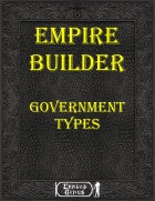 Empire Builder Kit - Government Type
