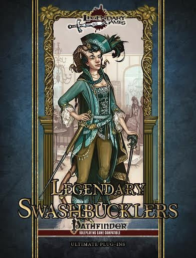 Legendary Swashbucklers