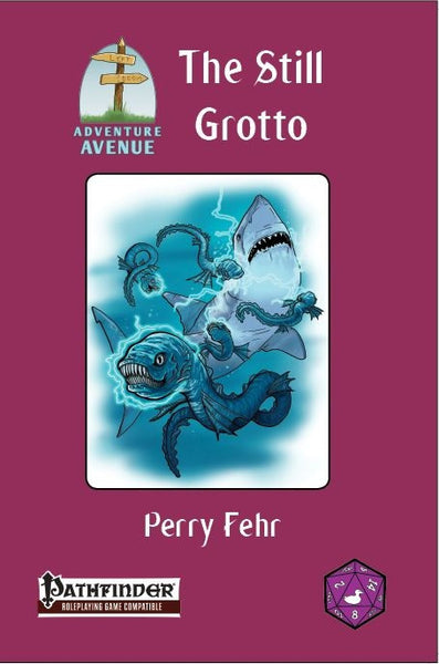 Adventure Avenue: The Still Grotto