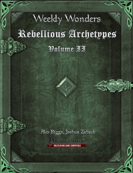 Weekly Wonders - Rebellious Archetypes Volume II