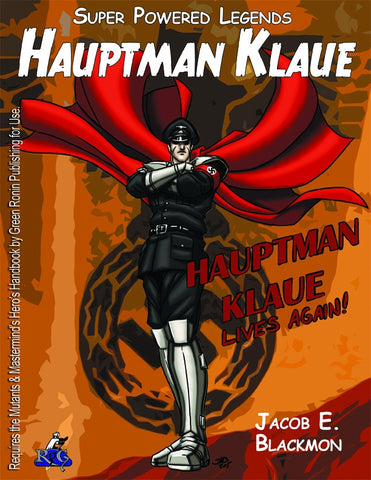 Super Powered Legends: Hauptman Klaue