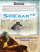 Sidebar #8 - Equipment Tricks for Lanterns