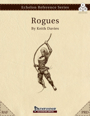 Echelon Reference Series: Rogues (PRD-Only)