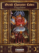 Occult Character Codex: Psychics