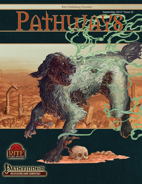 Pathways #52 (PFRPG)