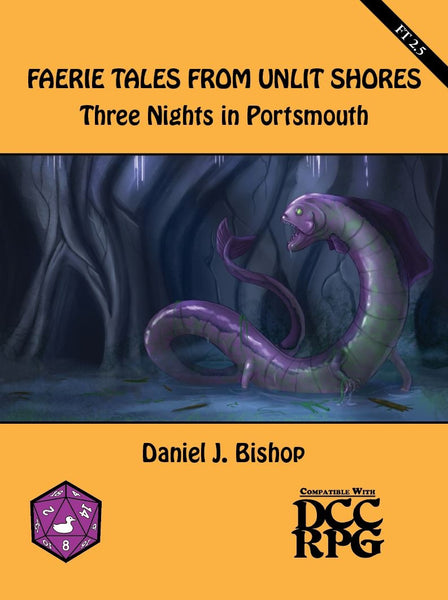 FT 2.5 - Three Nights in Portsmouth (DCC)
