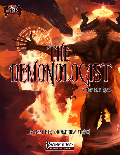The Demonologist Base Class