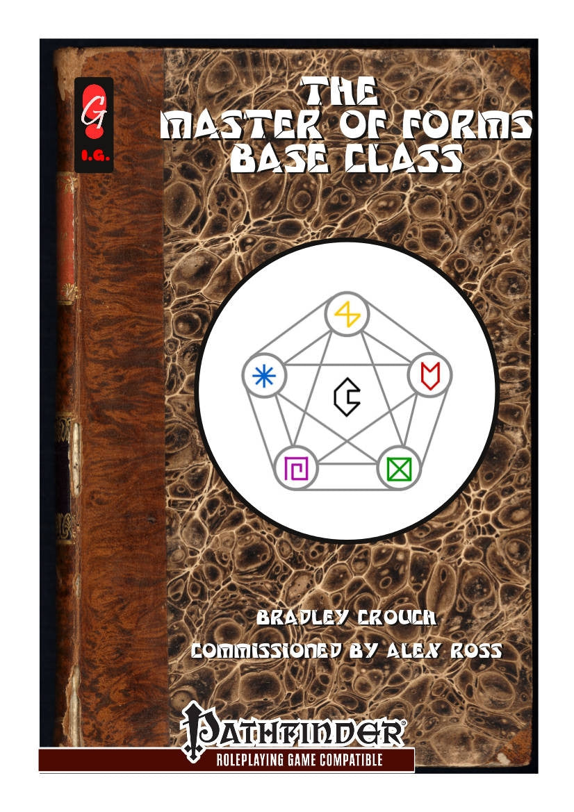 The Master of Forms Base Class