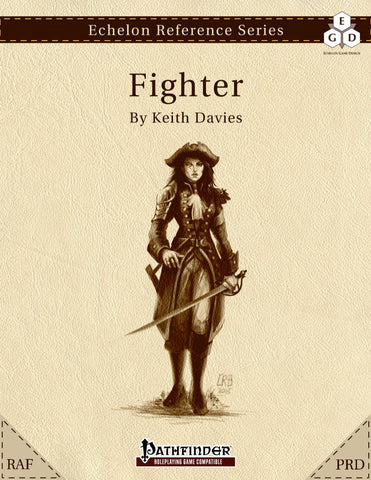 Echelon Reference Series: Fighters (PRD-Only)