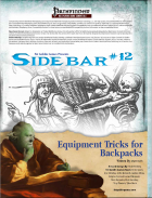 Sidebar #12 - Equipment Tricks for Backpacks