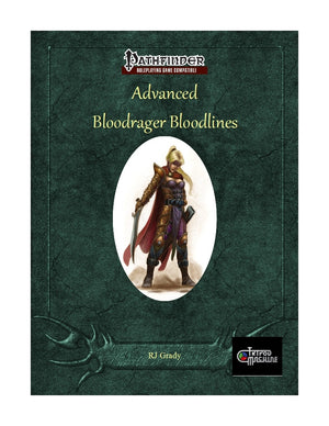 Advanced Bloodrager Bloodlines