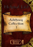 Helpful List Arbitrary Collection 1