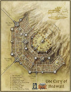 Redwall - The Dwarven City