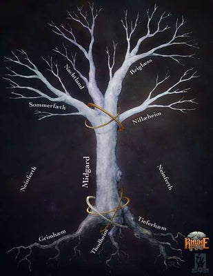 Yggdrasil - The World Tree