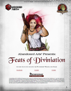 More Feats! Feats of Divination!