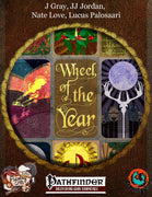 Letters from the Flaming Crab: Wheel of the Year