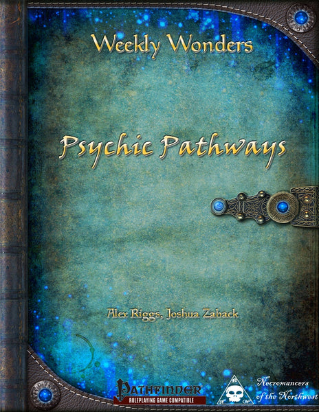 Weekly Wonders - Psychic Pathways