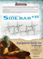 Sidebar 15 - Equipment Tricks for Caltrops