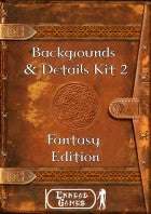 Backgrounds & Details Kit 2 - Fantasy Edition