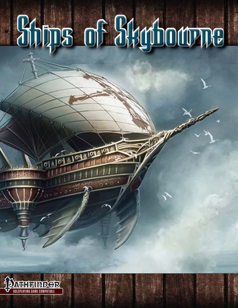 Ships of Skybourne (PRINT ONLY)