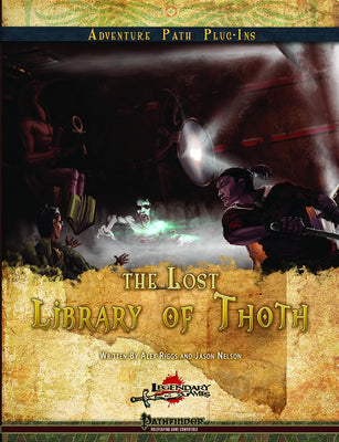 The Lost Library of Thoth (5E)