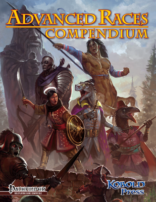 Advanced Races Compendium for Pathfinder Roleplaying Game
