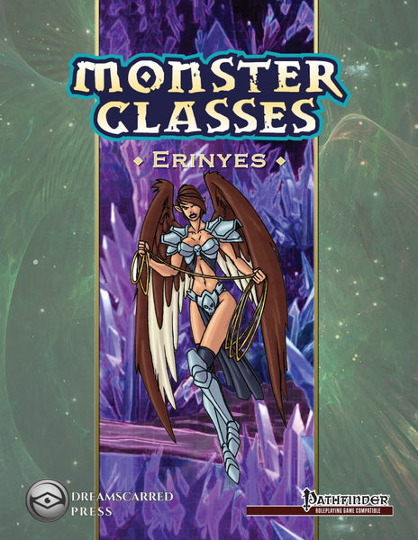 Monster Classes: Erinyes