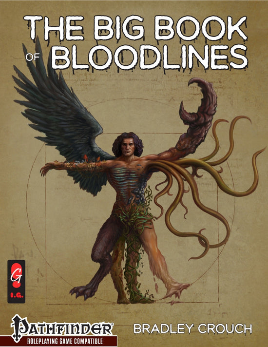 Scorpion Bloodline – d20PFSRD