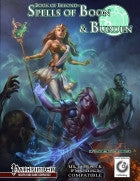 Book of Beyond: Spells of Boon and Burden