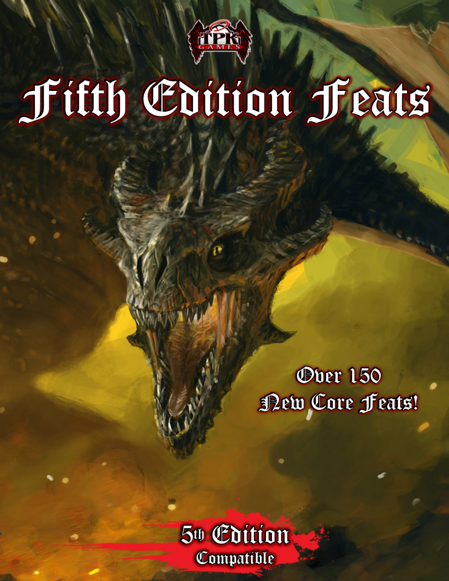 Fifth Edition Feats