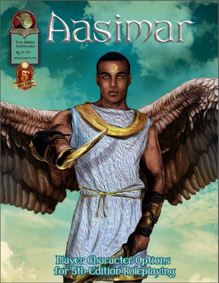 5th Edition Racial Options - Aasimar!