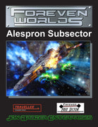Foreven Worlds: Alespron Subsector (Traveller)