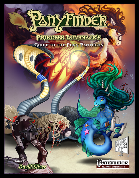 Ponyfinder: Princess Luminace's Guide to the Pony Pantheon
