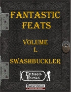 Fantastic Feats Volume 50 - Swashbuckler