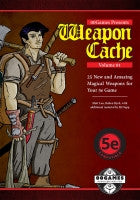 00Games Presents: Weapons Cache Vol. 01 (5e)